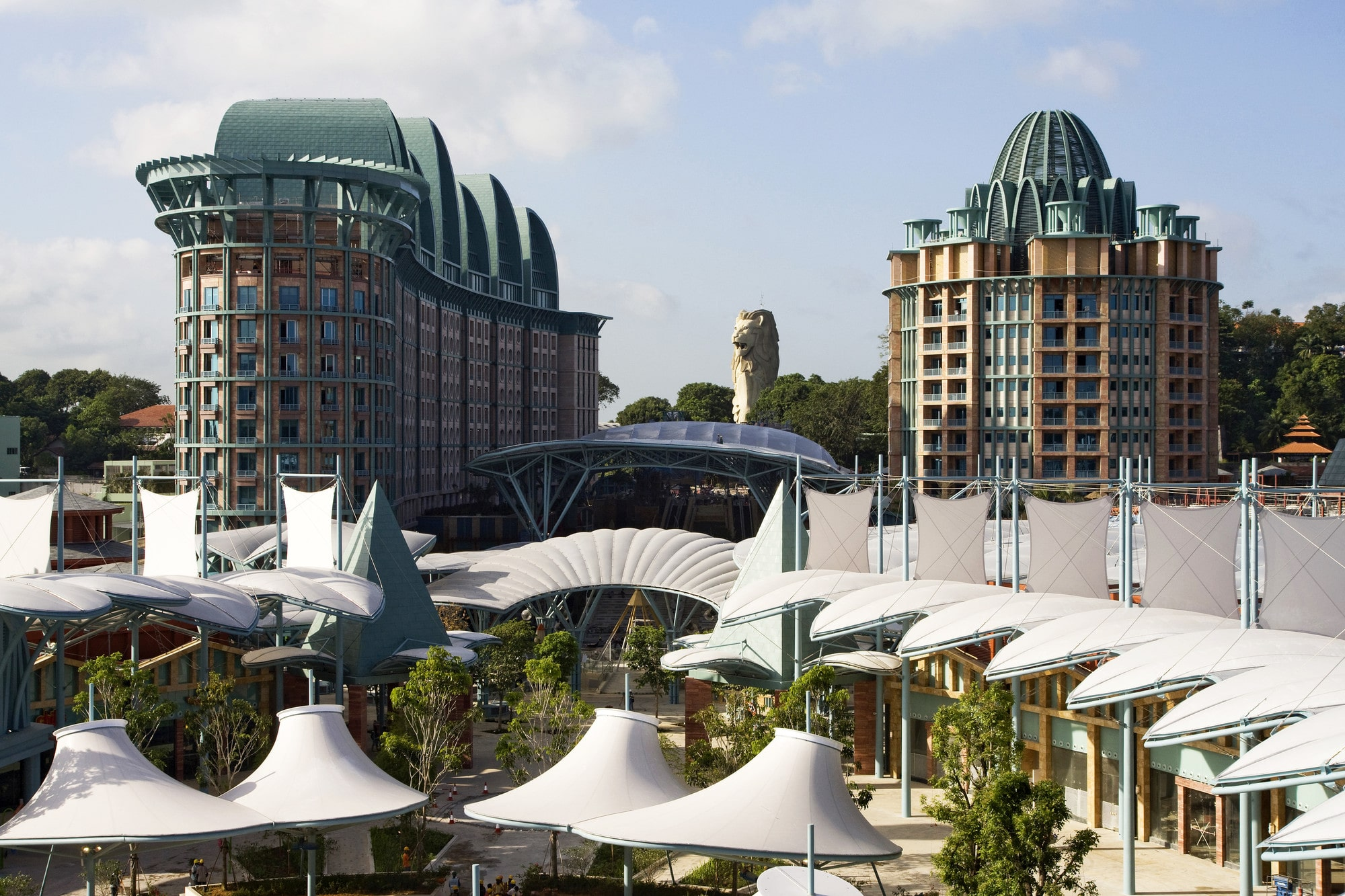 مایکل گریوز Resorts World Sentosa 2