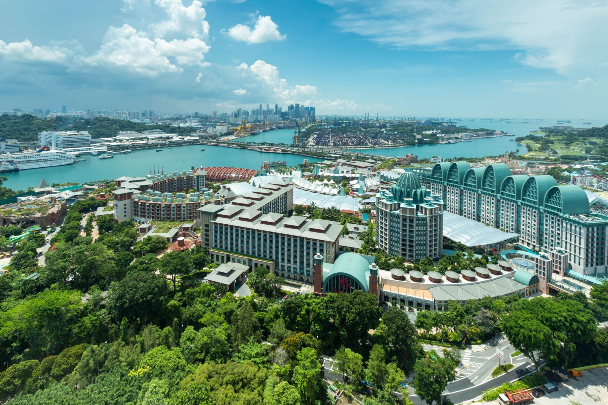 مایکل گریوز Resorts World Sentosa