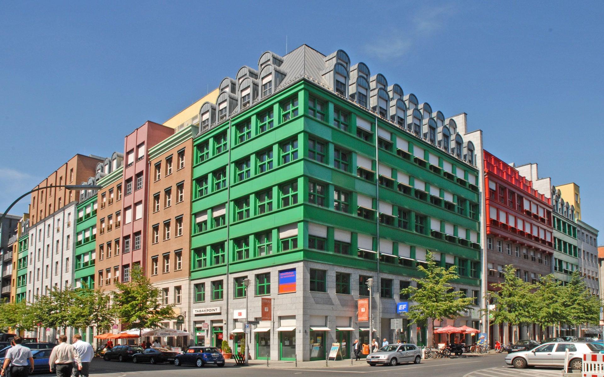آلدو روسی Quartiere Schützenstraße