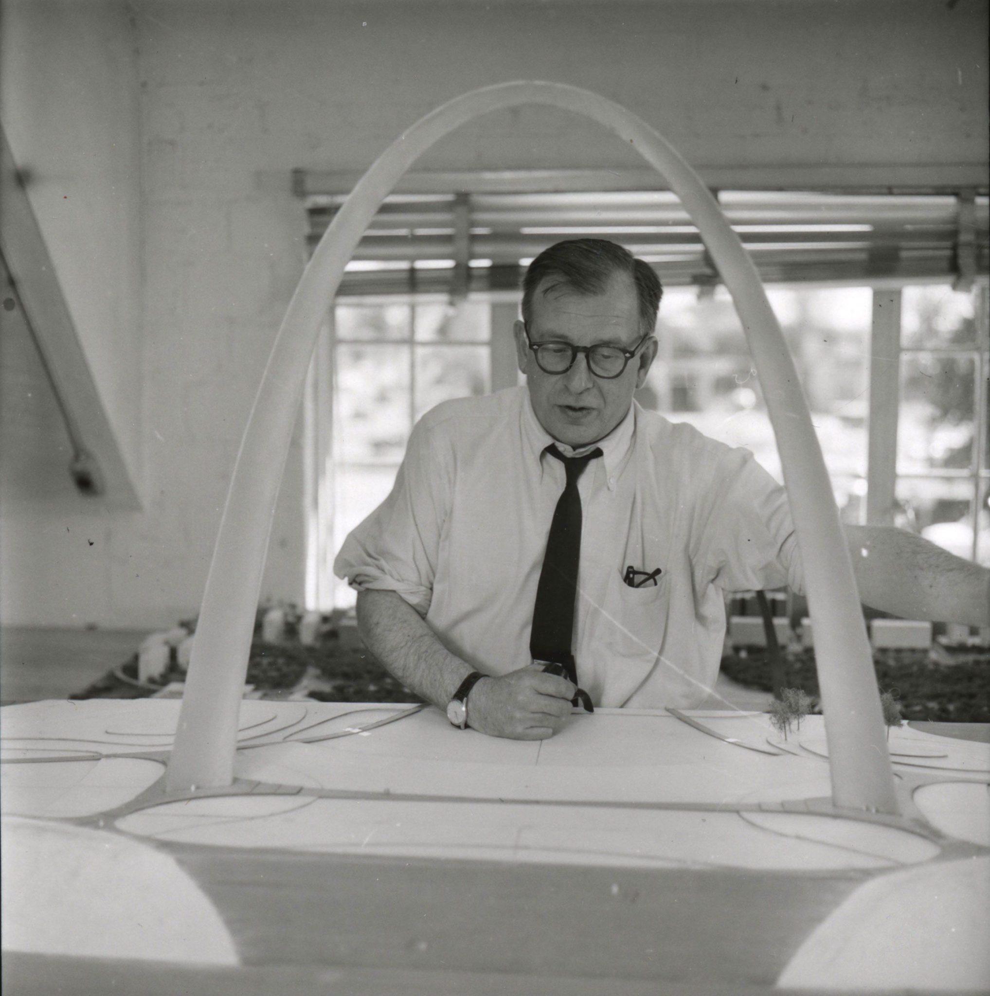 ارو سارینن معمار فنلاندی
