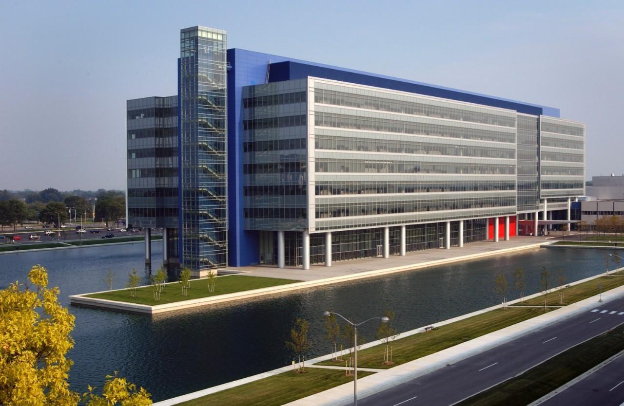 ارو سارینن General Motors Technical Center