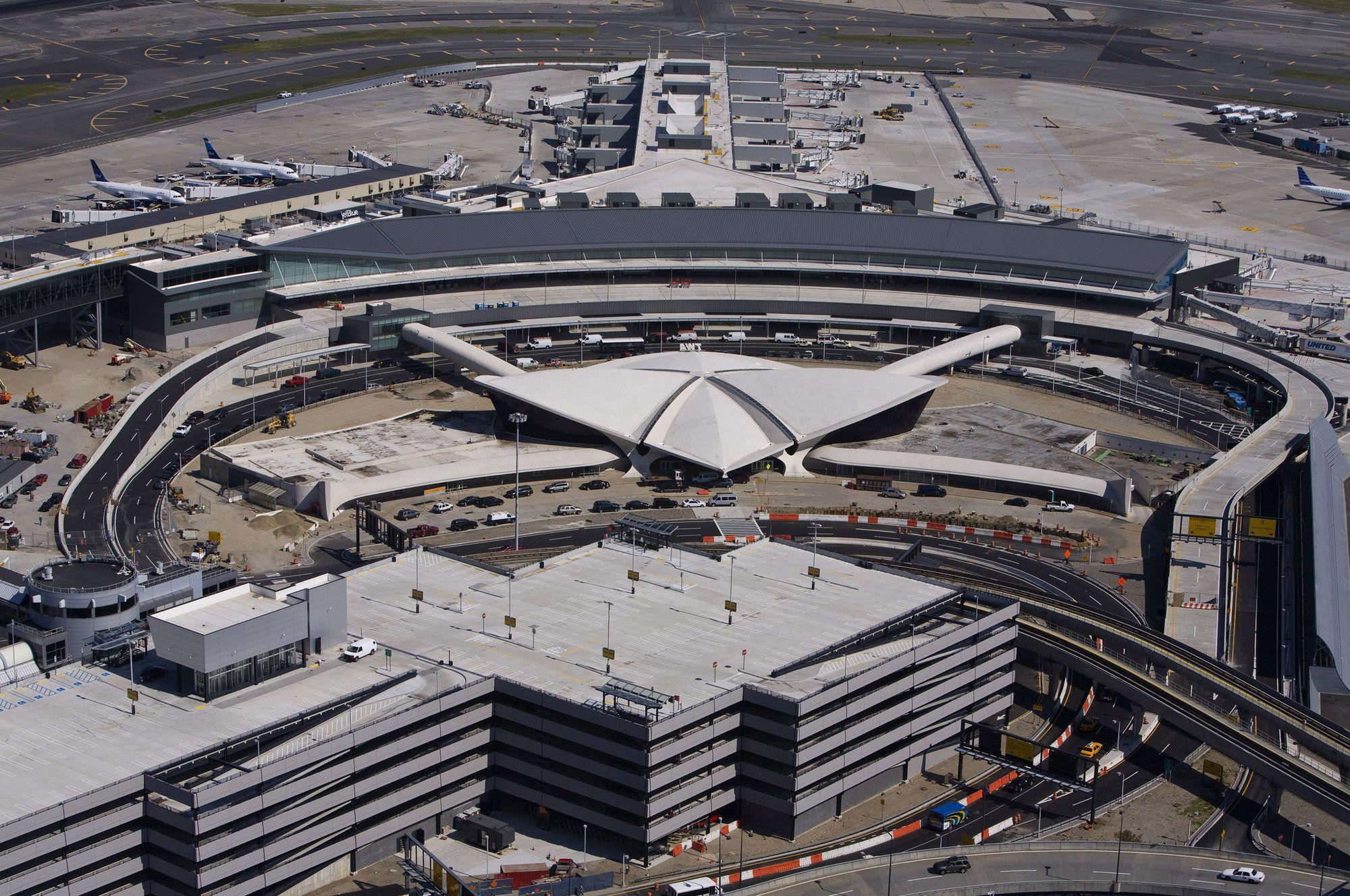 ارو سارینن John F. Kennedy International Airport