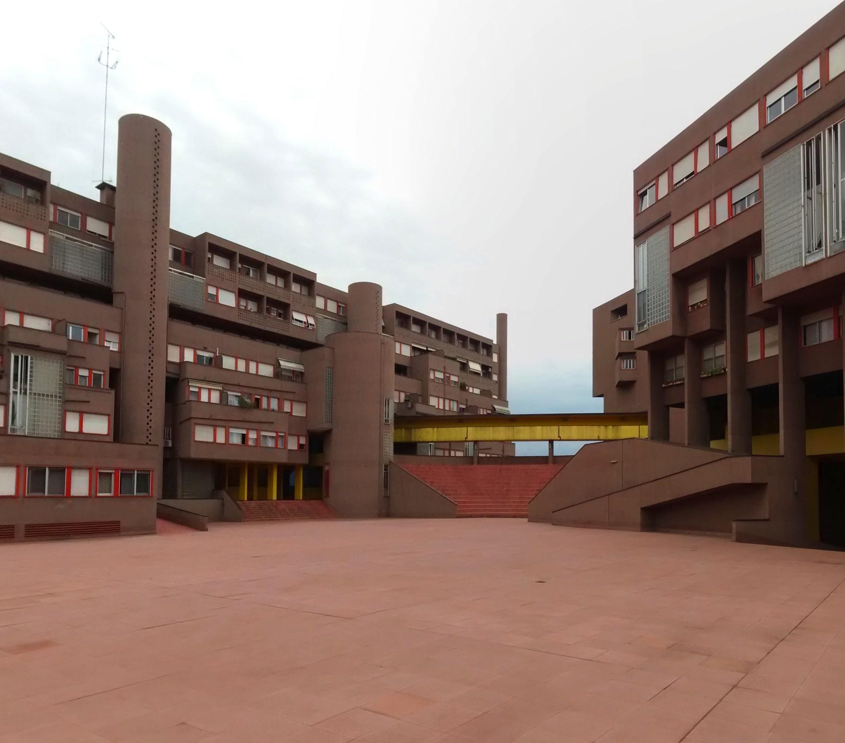 آلدو روسی Monte Amiata Housing 2