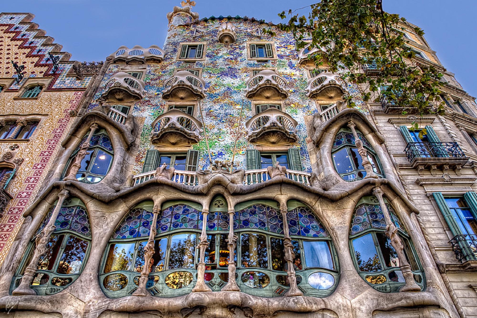آنتونی گائودی Casa Batlló