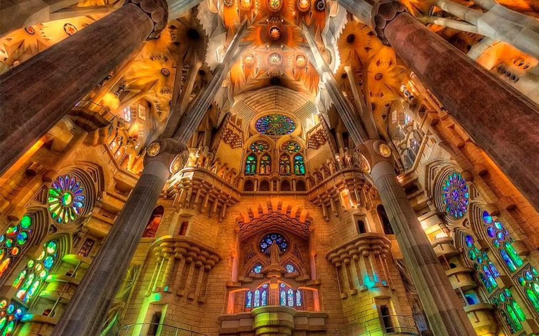 آنتونی گائودی Sagrada Família (2)