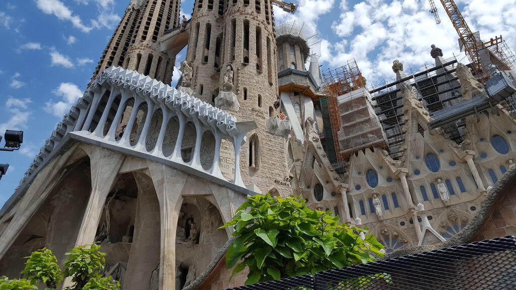آنتونی گائودی Sagrada Família (3)