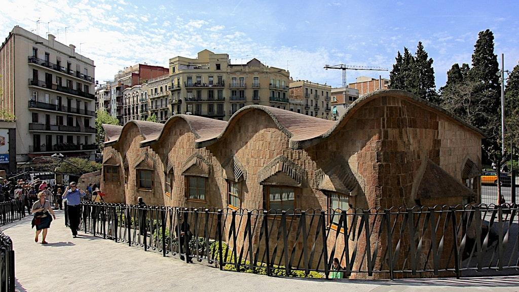 آنتونی گائودی Sagrada Familia schools