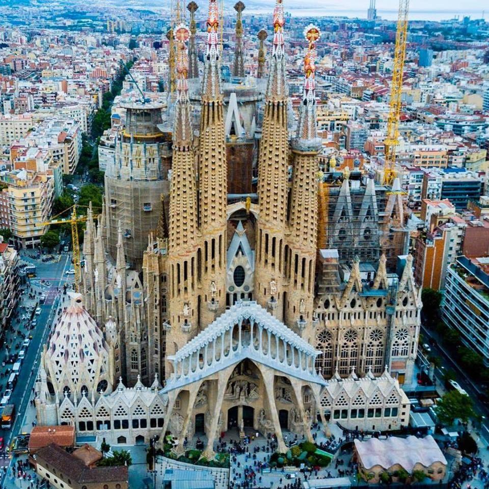 آنتونی گائودی Sagrada Família