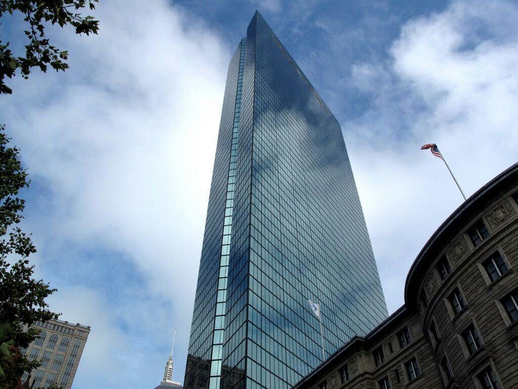 برج جان هنکاک آی ام پی استوارسازان