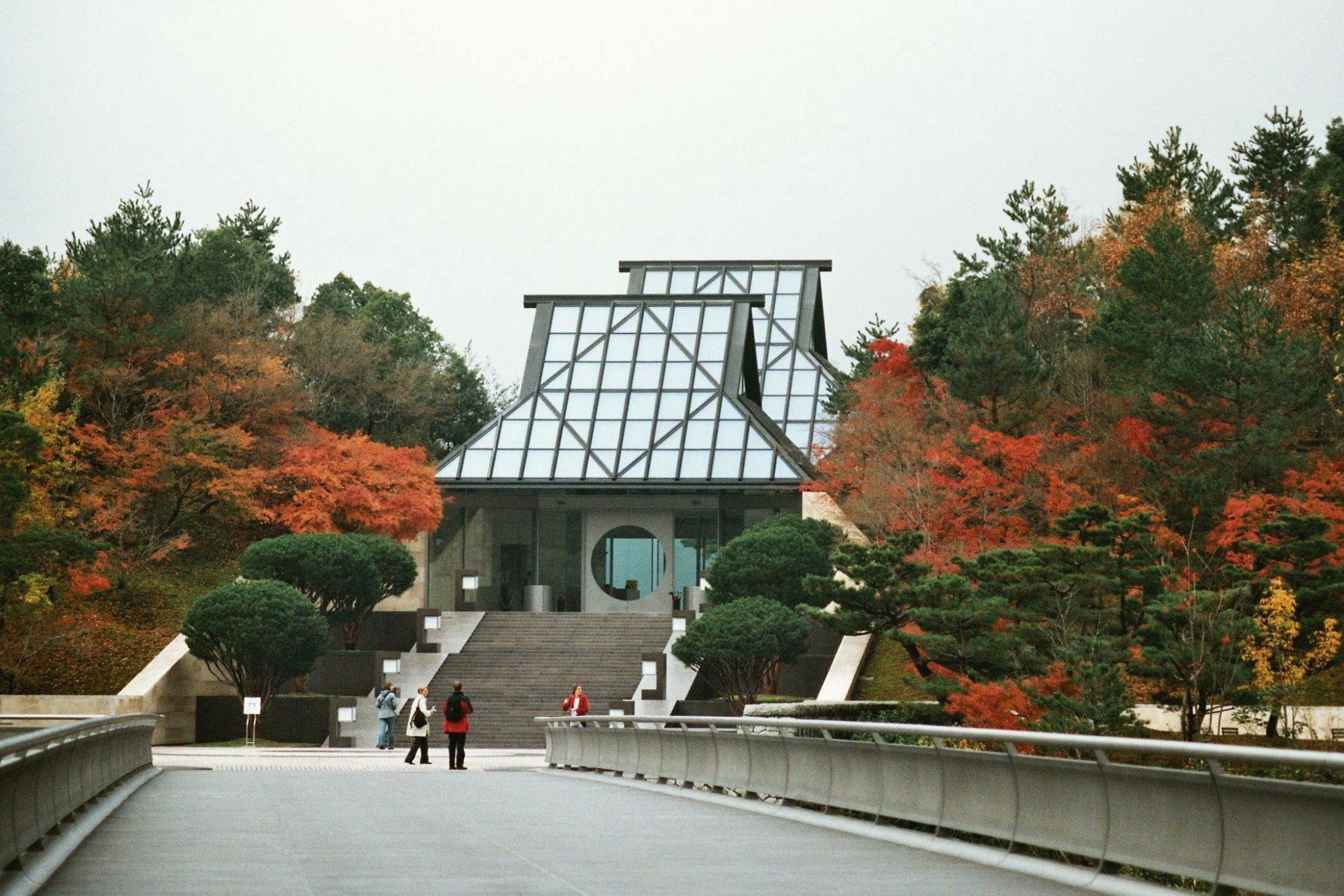 موزه میهو ساخته آی ام پی استوارسازان
