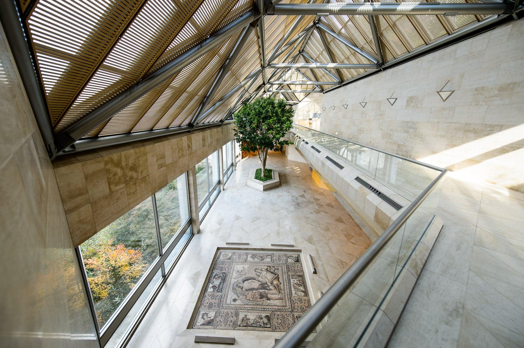 طراحی و معماری موزه میهو آی ام پی استوارسازان