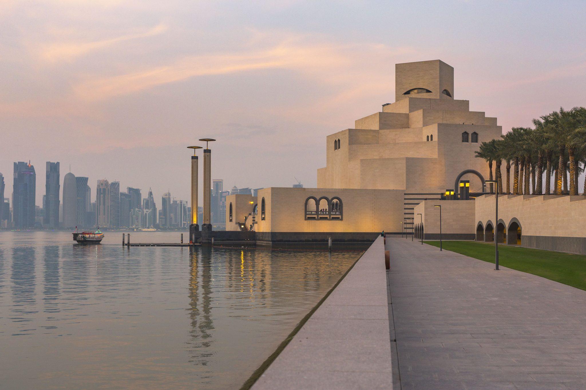تفکرآی ام پی برای طراحی موزه هنر اسلامی استوارسازان