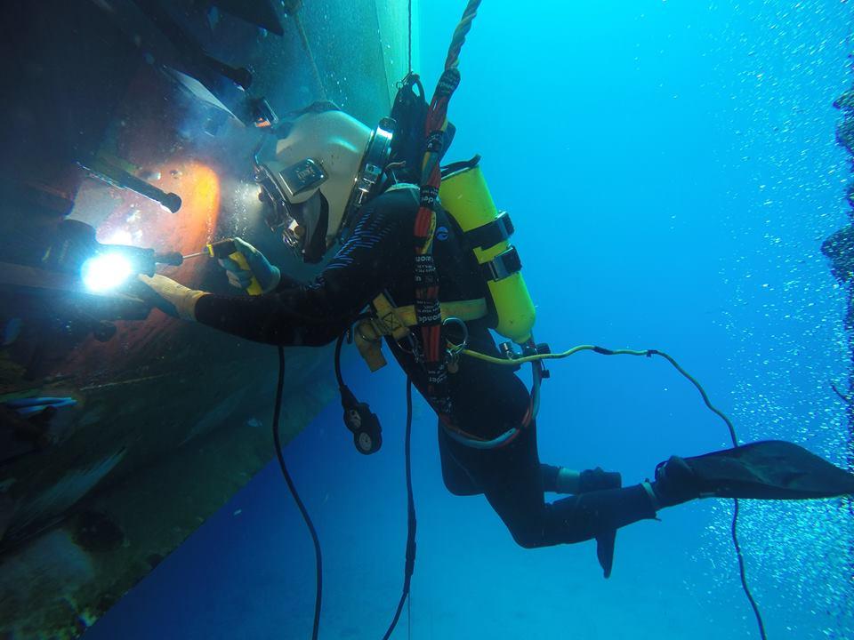 روشهای جوشکاری زیر آب