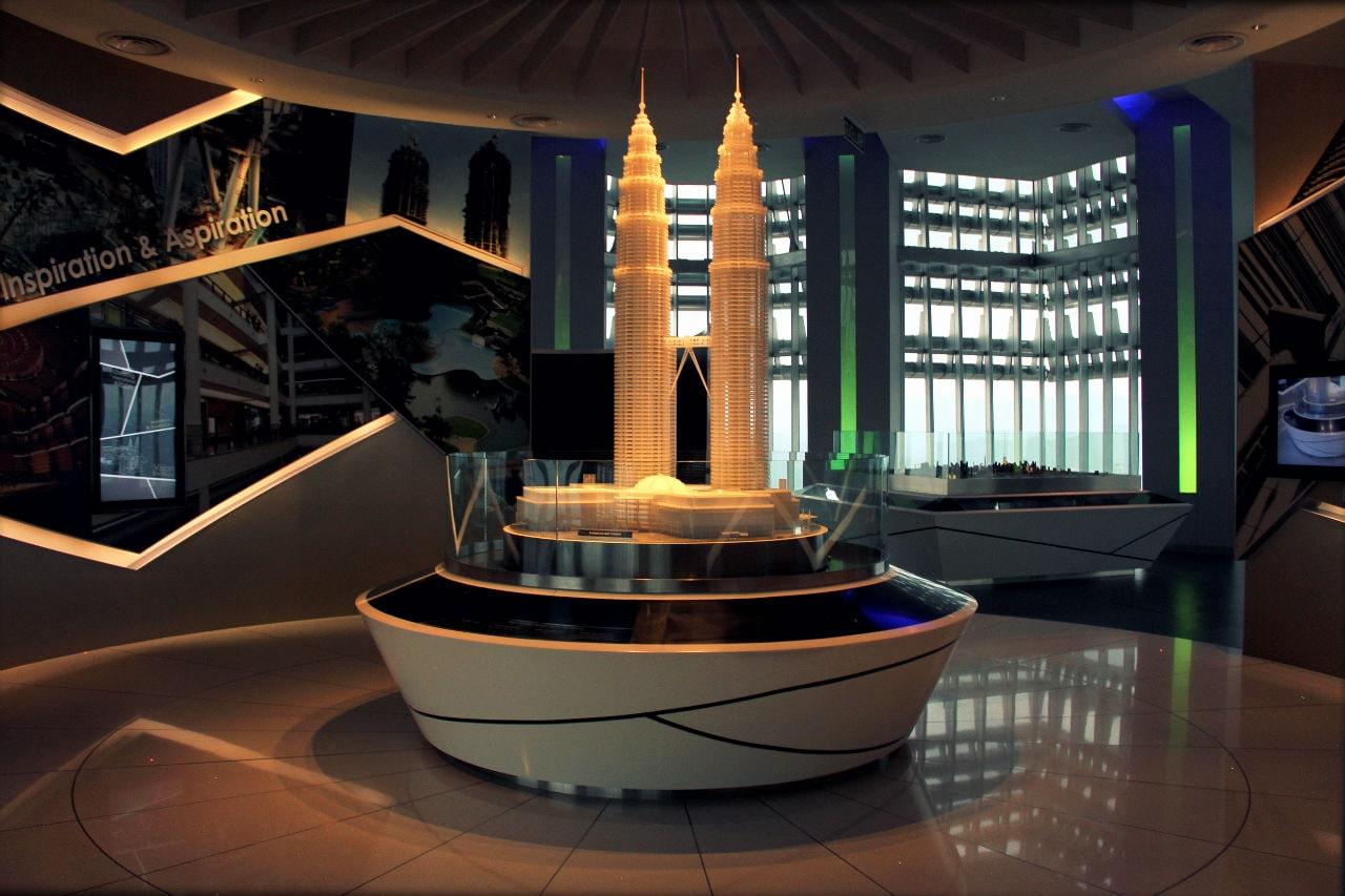 برجهای دوقلوی پتروناس 1