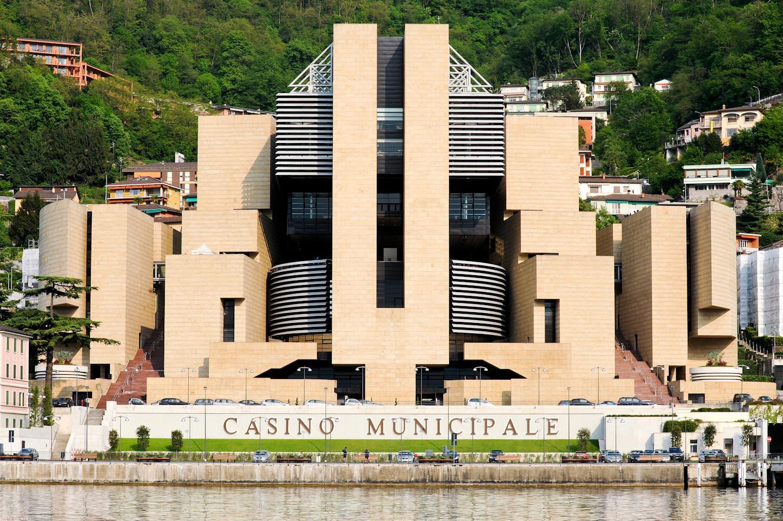 ماریو بوتا Campione Casino in Campione d'Italia