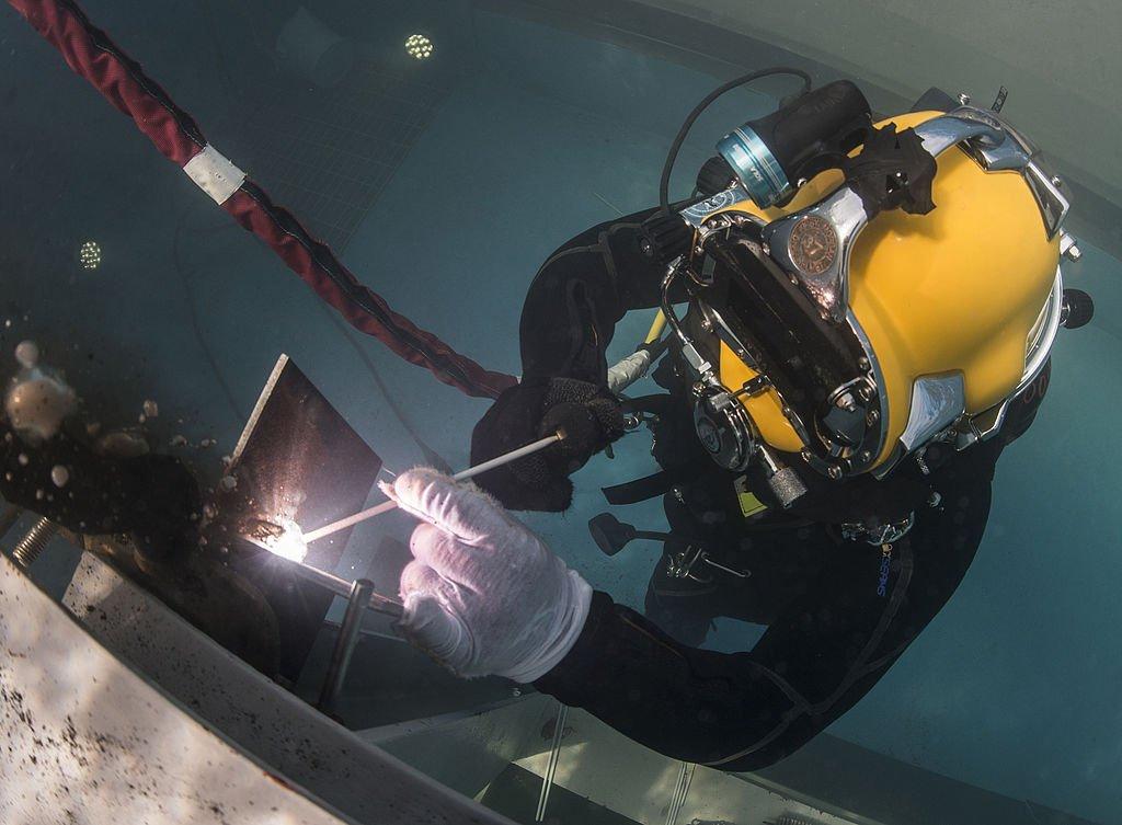 موارد استفاده از جوشکاری زیر آب