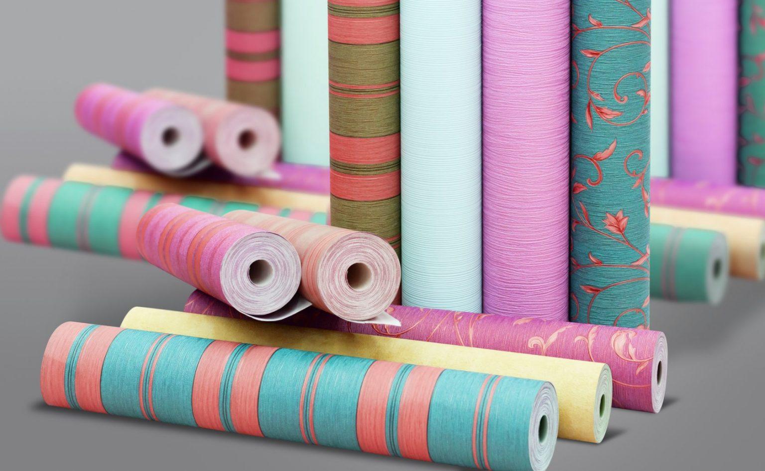 معرفی انواع کاغذ دیواری مصرفی استوارسازان
