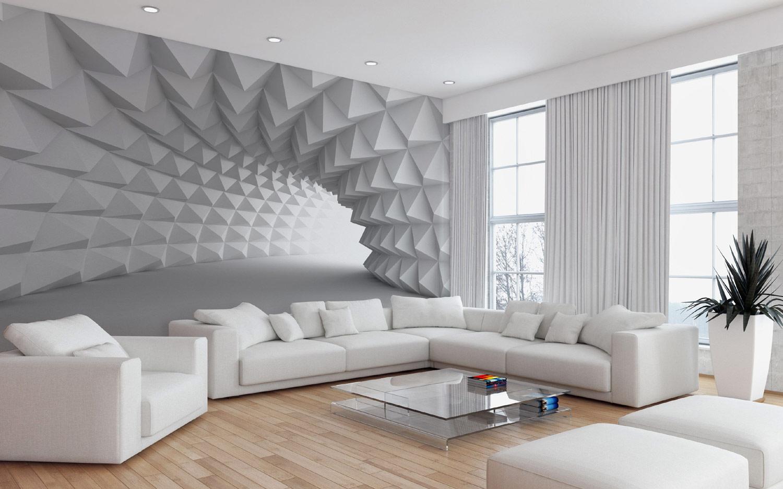 اجرای کاغذ دیواری سه بعدی استوارسازان