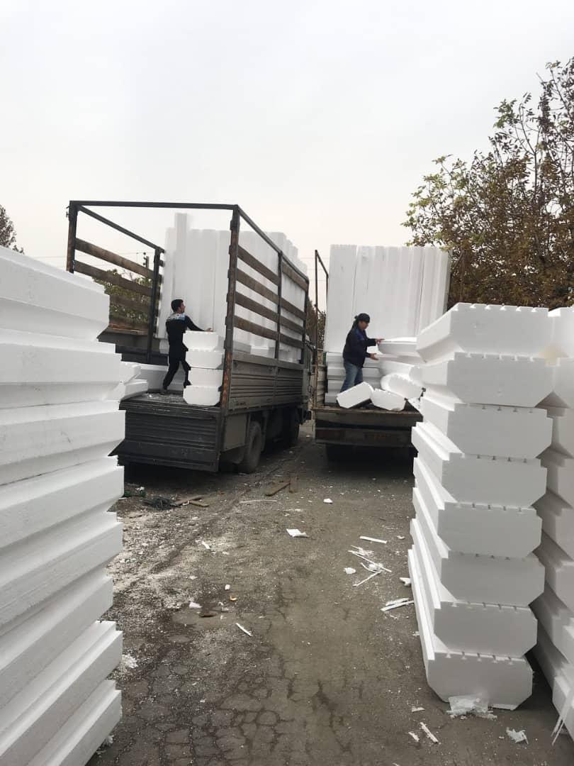 حمل و نقل یونولیت سقفی استوارسازان