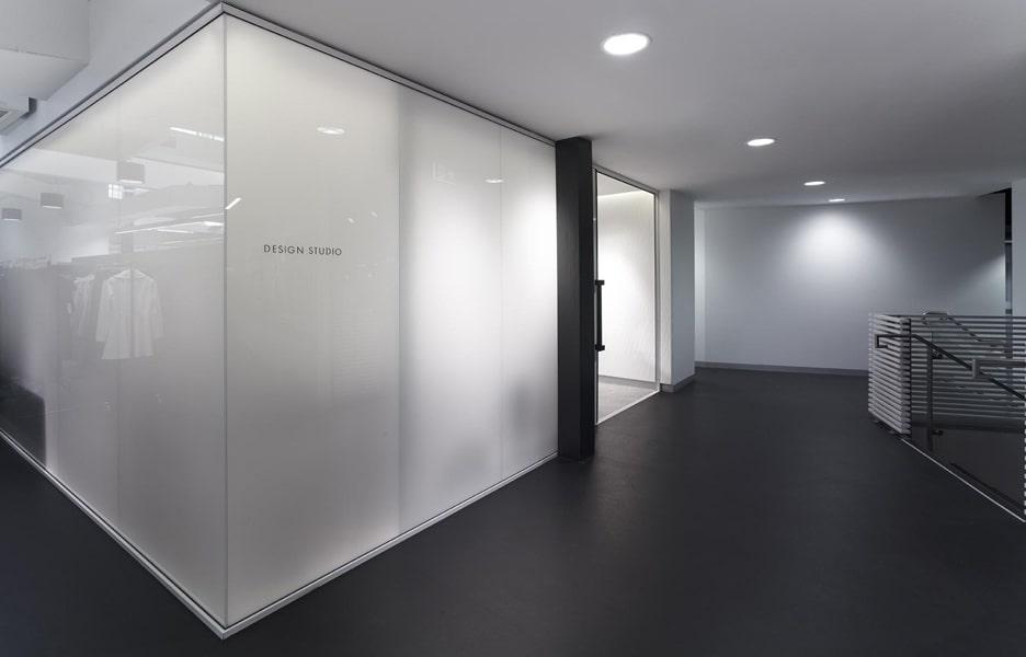 کاربرد شیشه های مات - استوارسازان