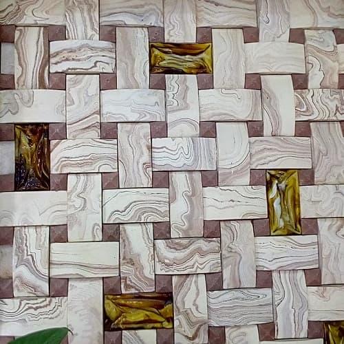 سنگ آنتیک مدل پازلی و کاربرد آن استوارسازان
