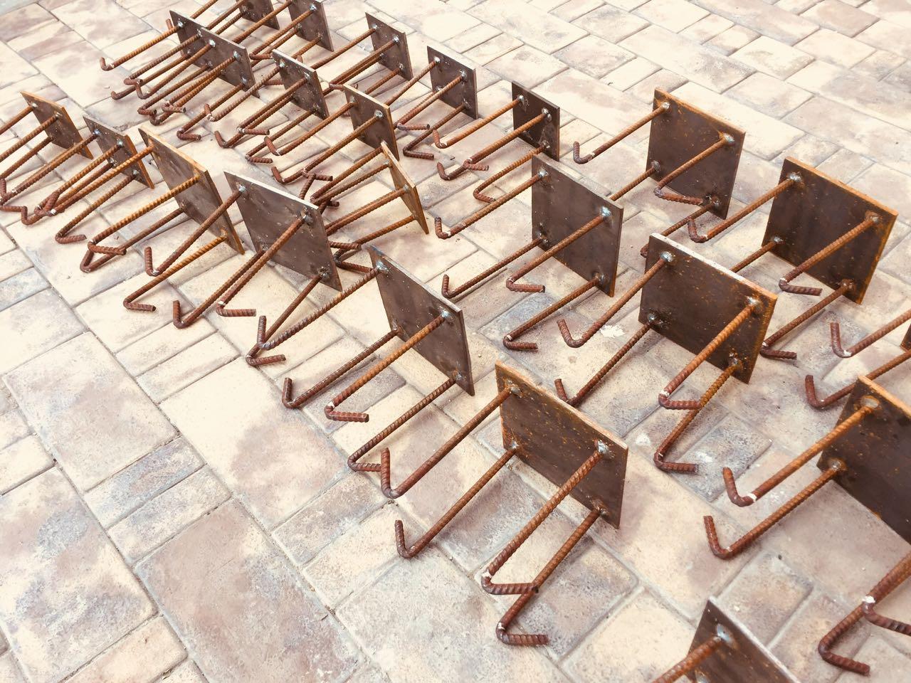 الطامات طراحی اکنر بولت - استوارسازان