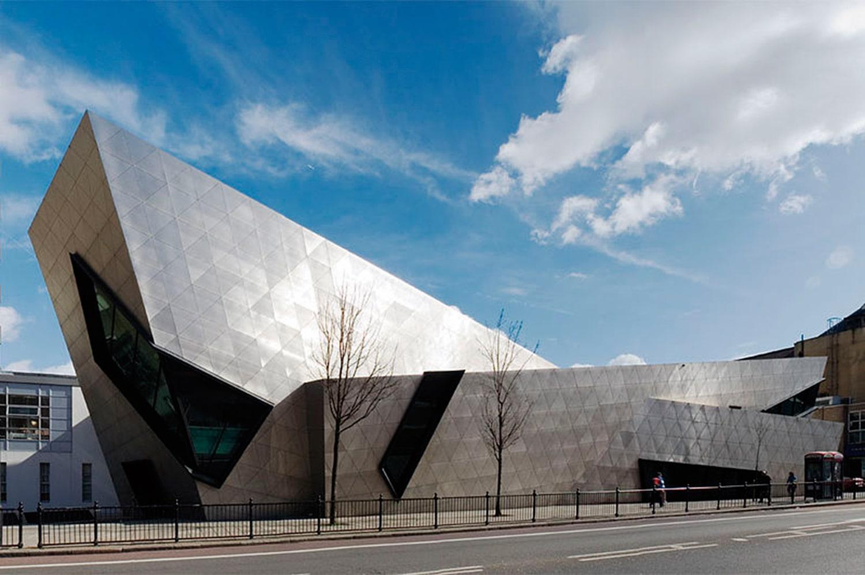 دنیل لیبسکیند London Metropolitan University, London (2)