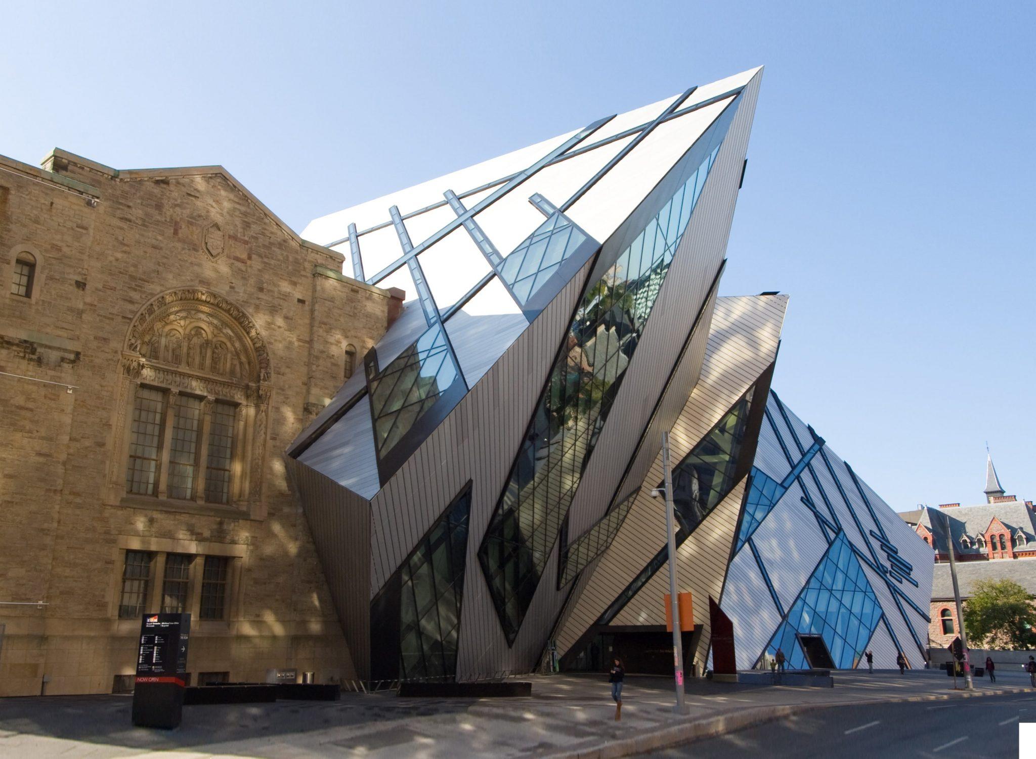 دنیل لیبسکیند Royal Ontario Museum