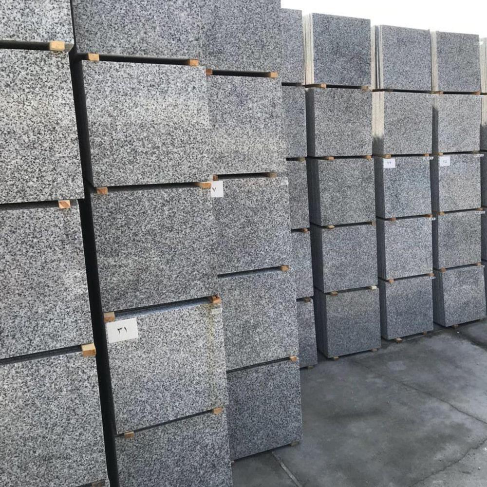 معرفی انواع سنگ گرانیت - استوارسازان