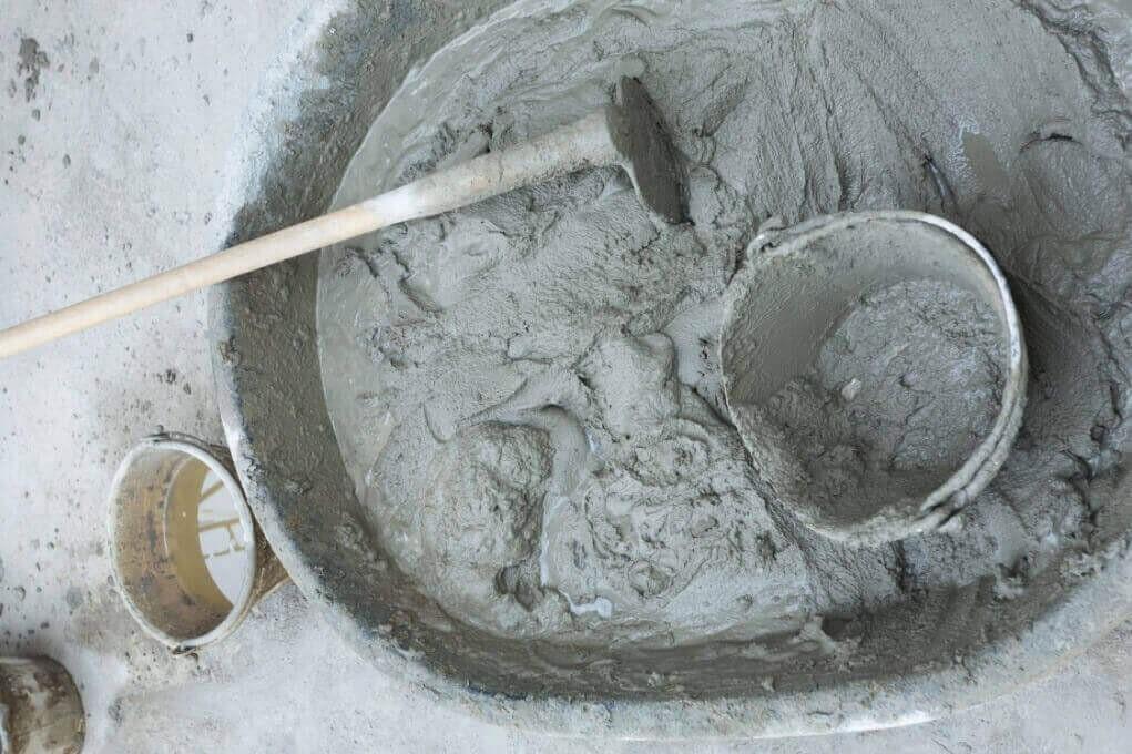 ترکیبات ملات ماسه و سیمان - شن و ماسه - استوارسازان