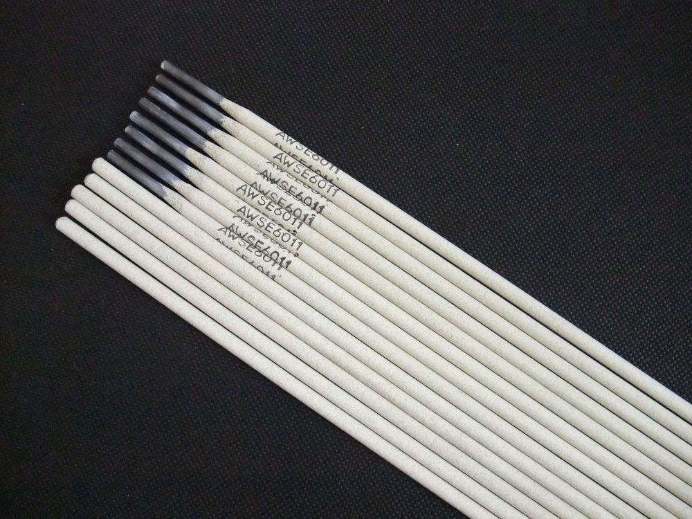 علامتهای الکترودها در جوشکاری