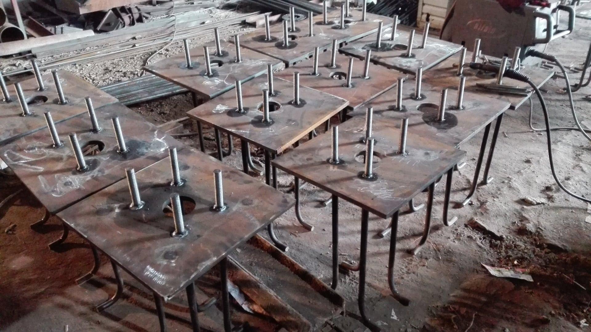 اکنر بولت خم 90 درجه - استوارسازان