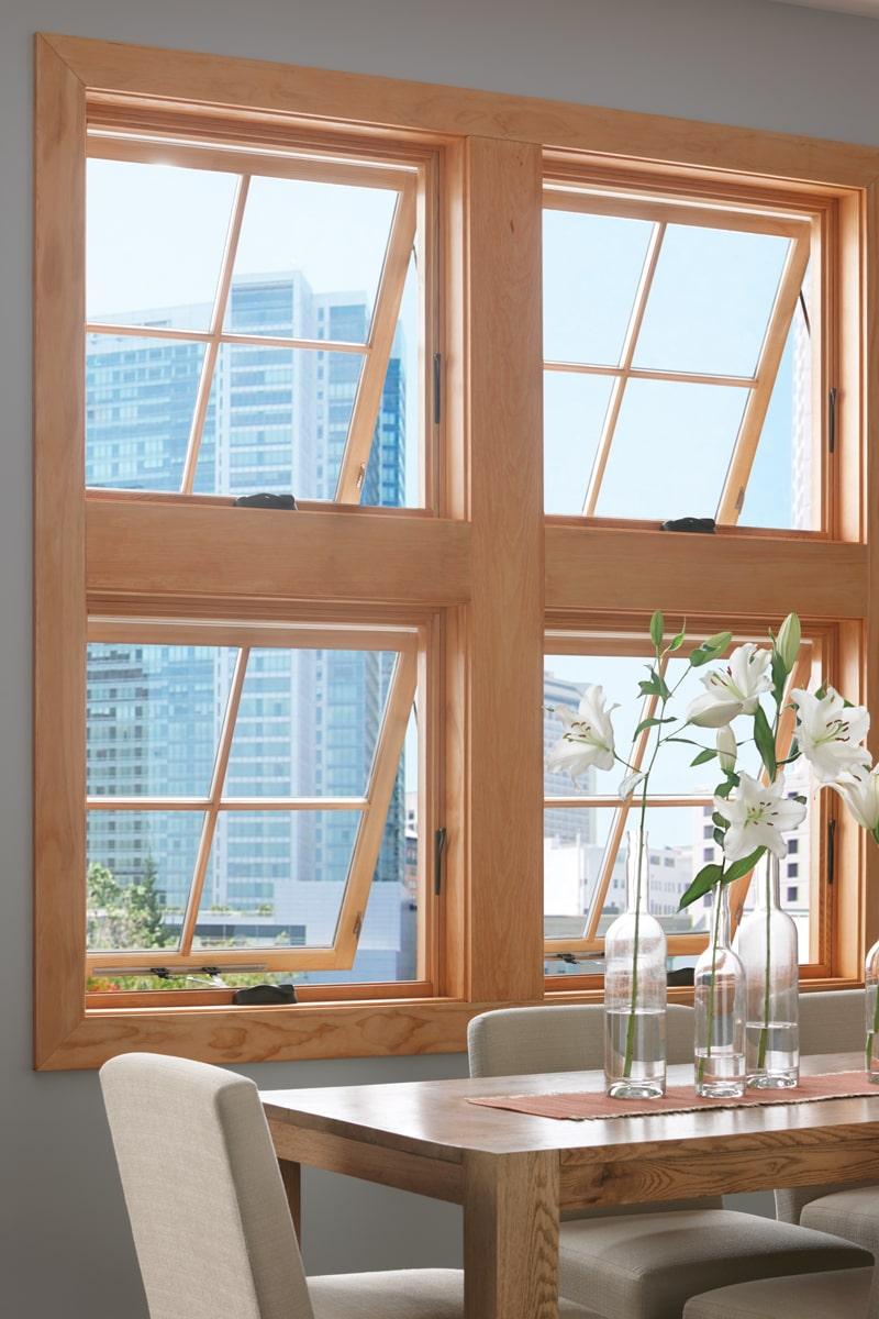 مزایا و معایب استفاده از پنجره چوبی استوارسازان