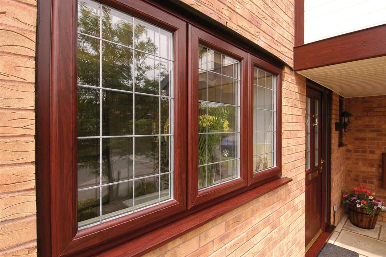 پنجره چوب آلومینیوم استوارسازان