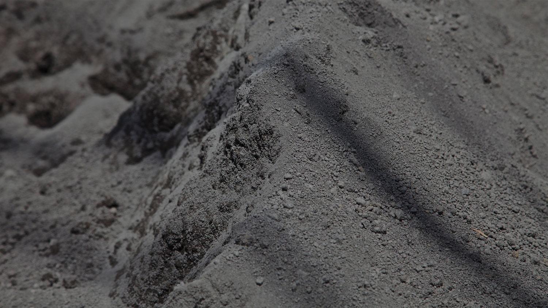 اجزای پوزولان خاکستر بادی استوارسازان