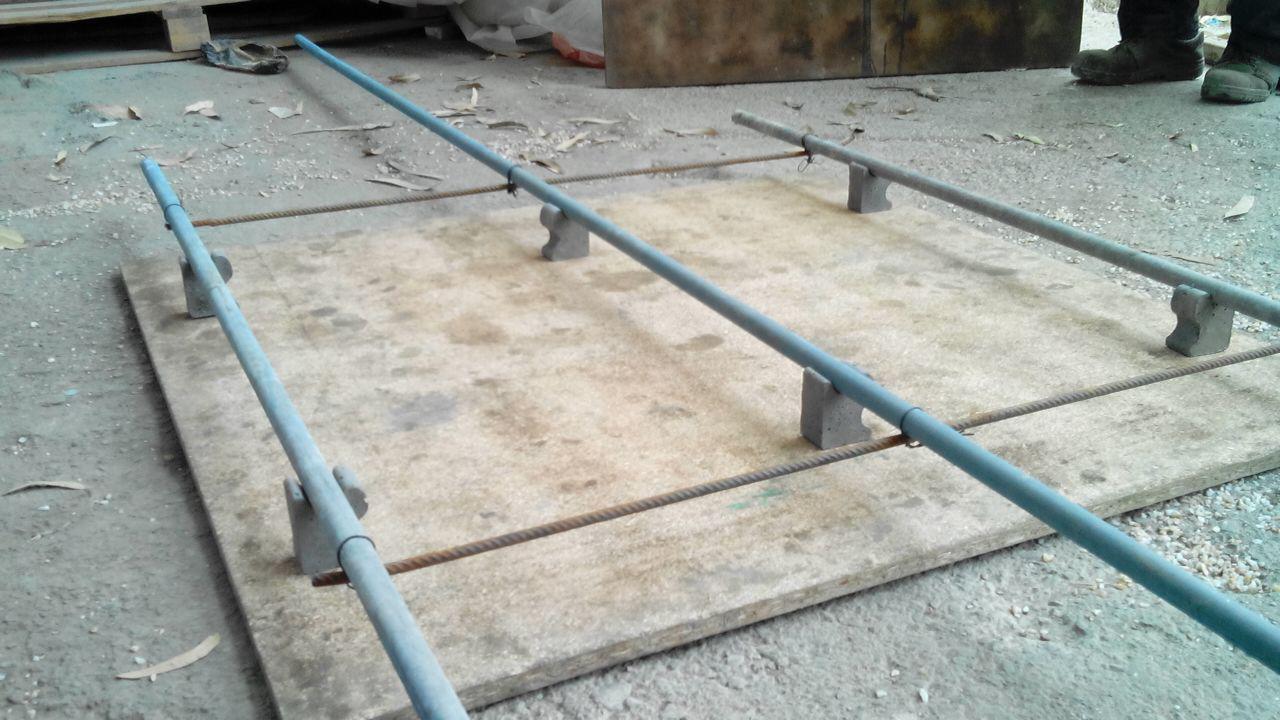 مزایای استفاده از اسپیسر بتن استوارسازان