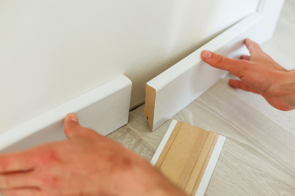 نحوه اجرای قرنیز چوبی استوارسازان