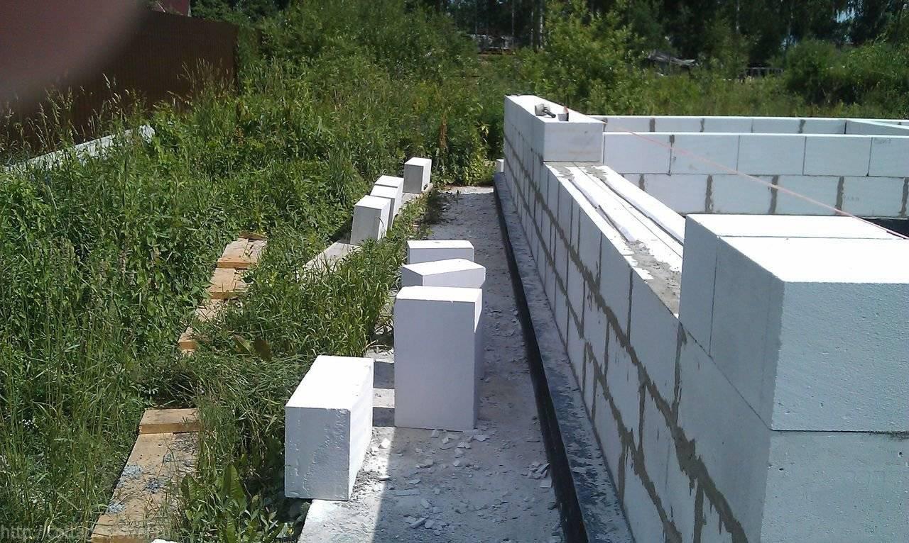 تیغه چینی دیوار با بلوک AAC استوارسازان