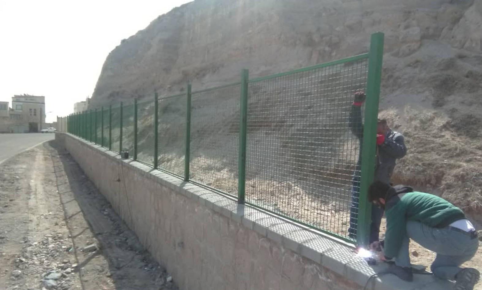 اجرای دیوار حائل - استوارسازان