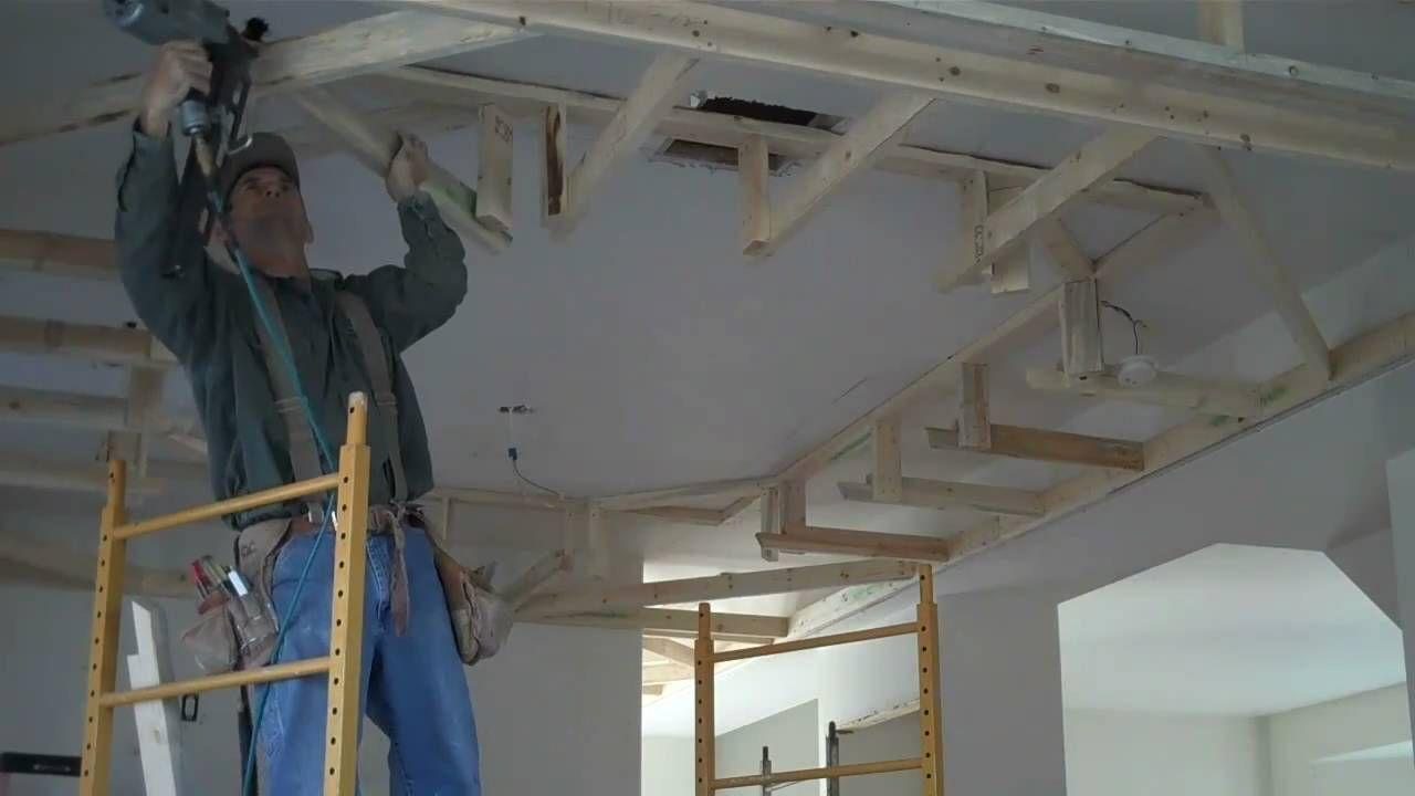 هزینه اجرای سقف کاذب استوارسازان