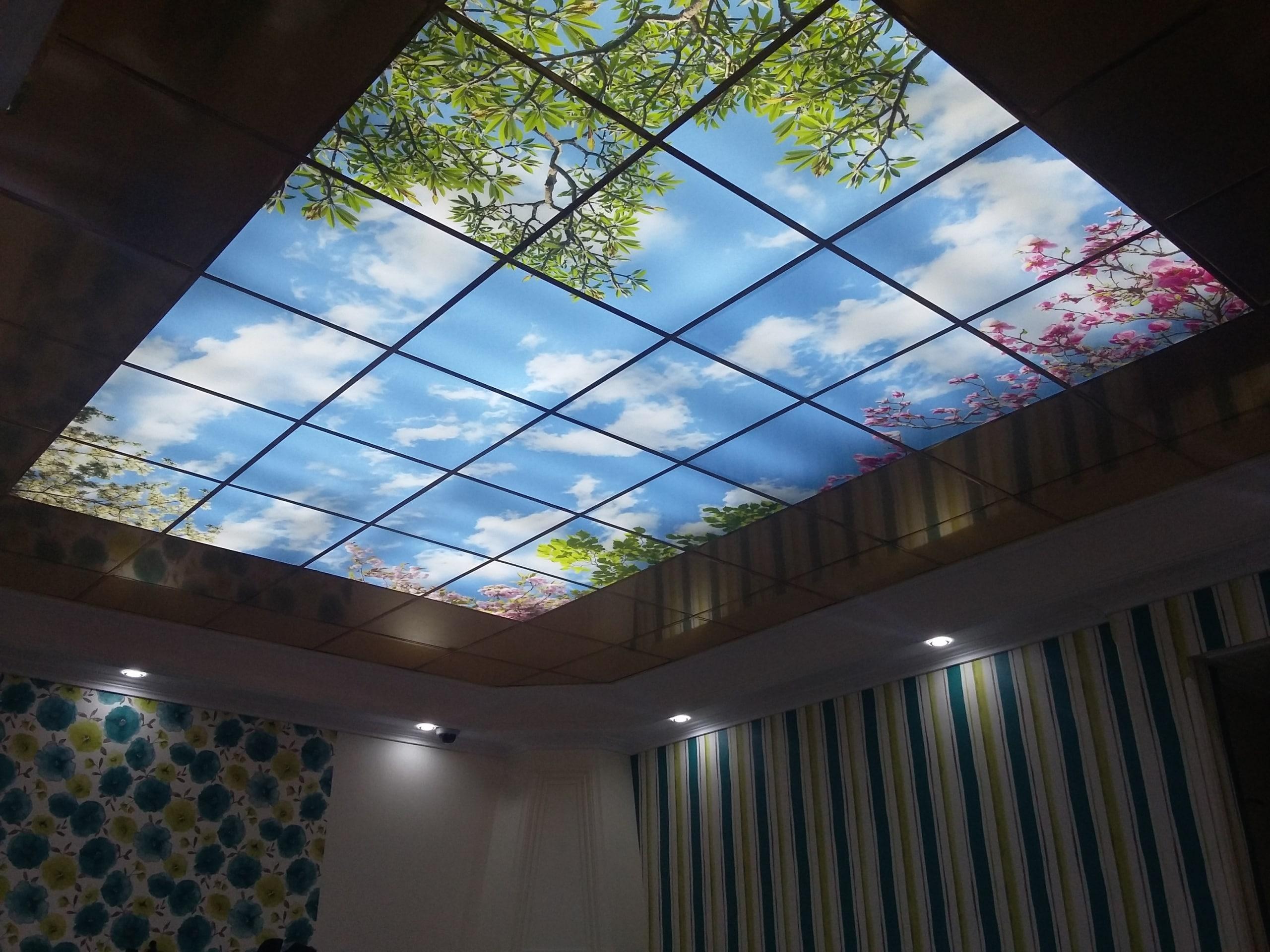 سقف کاذب آسمان مجازی چیست استوارسازان
