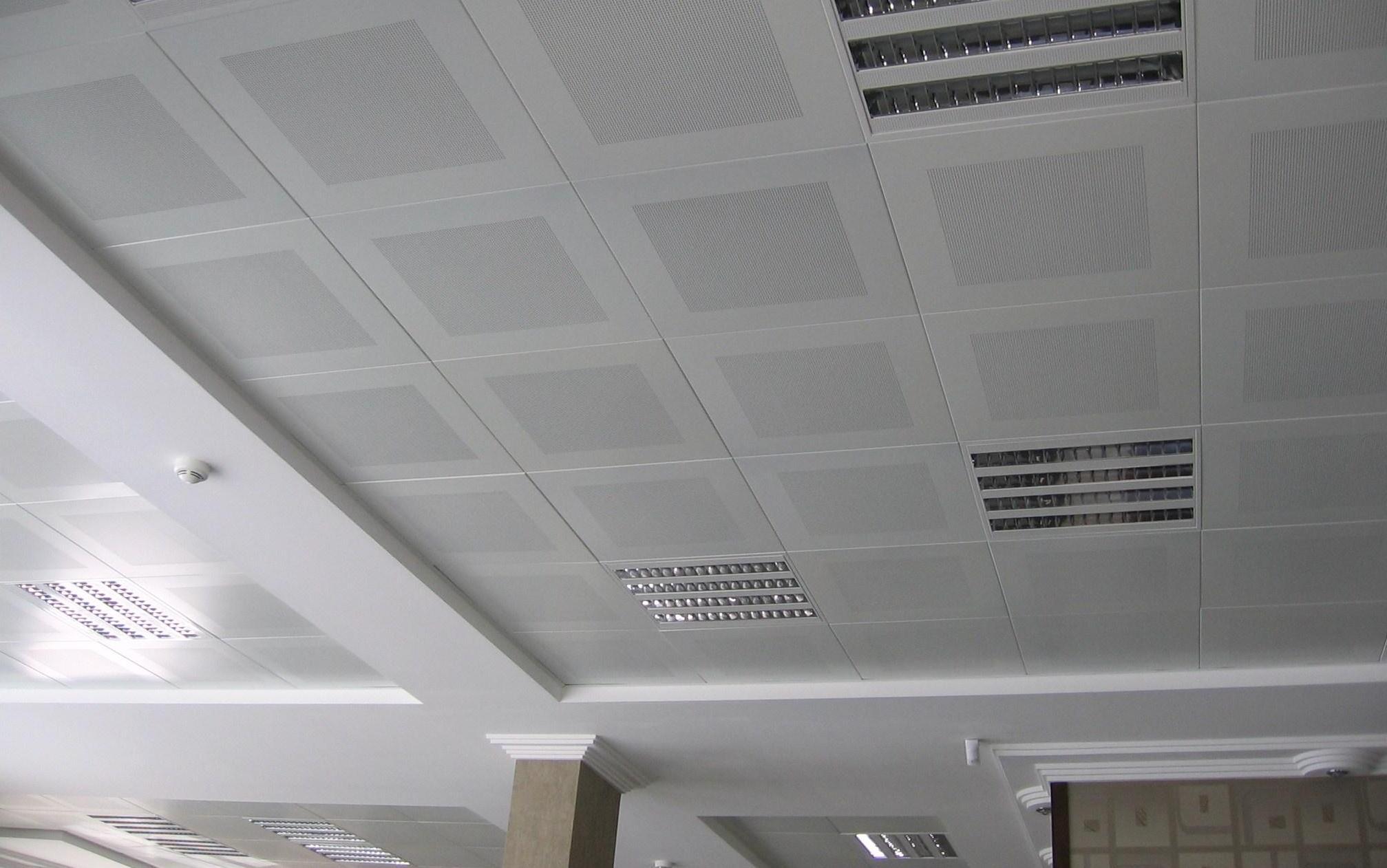 تایل سقف کاذب چیست استوارسازان