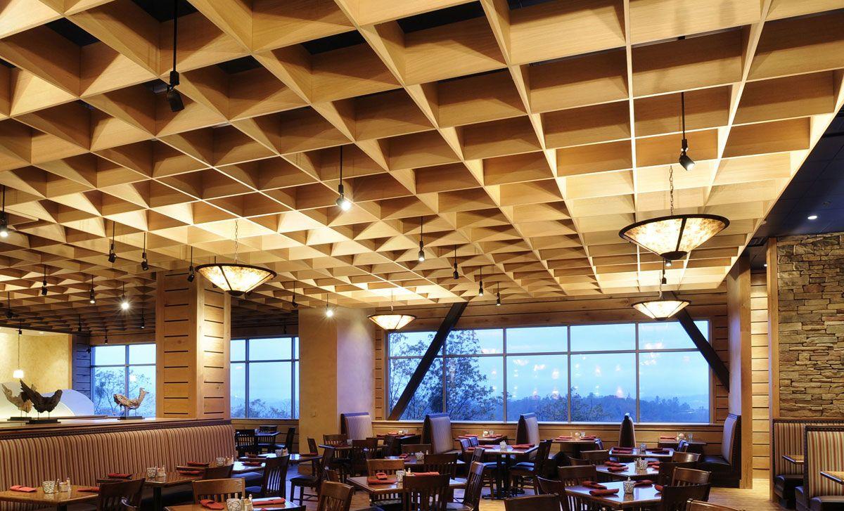 سقف کاذب چوبی چیست استوارسازان