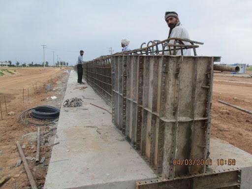 انواع دیوار حائل - استوارسازان