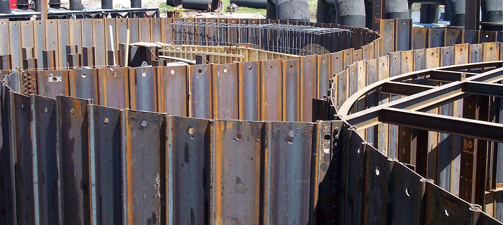 سپر تخت شکل سازه نگهبان سپرکوبی - استوارسازان