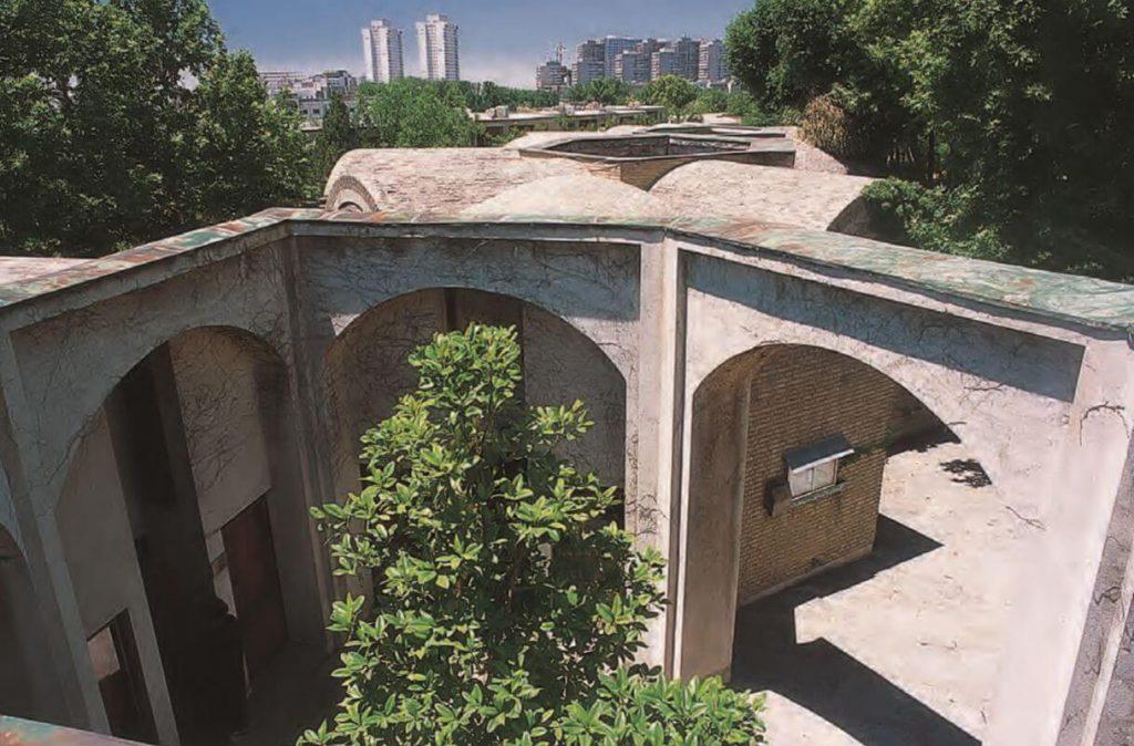 آثار برجسته نادر اردلان - استوارسازان