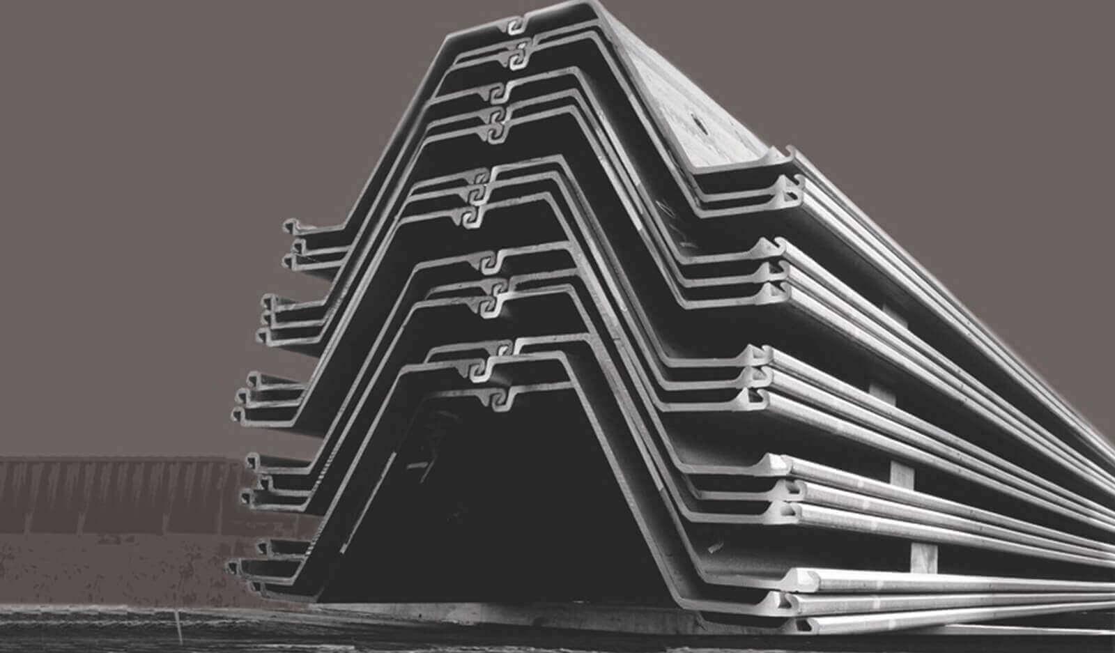 سپر U شکل سازه نگهبان سپرکوبی - استوارسازان
