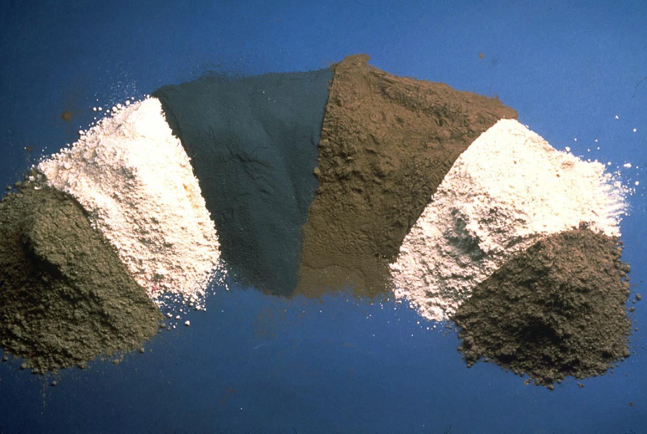 انواع پوزولان بتن و کاربرد آن استوارسازان