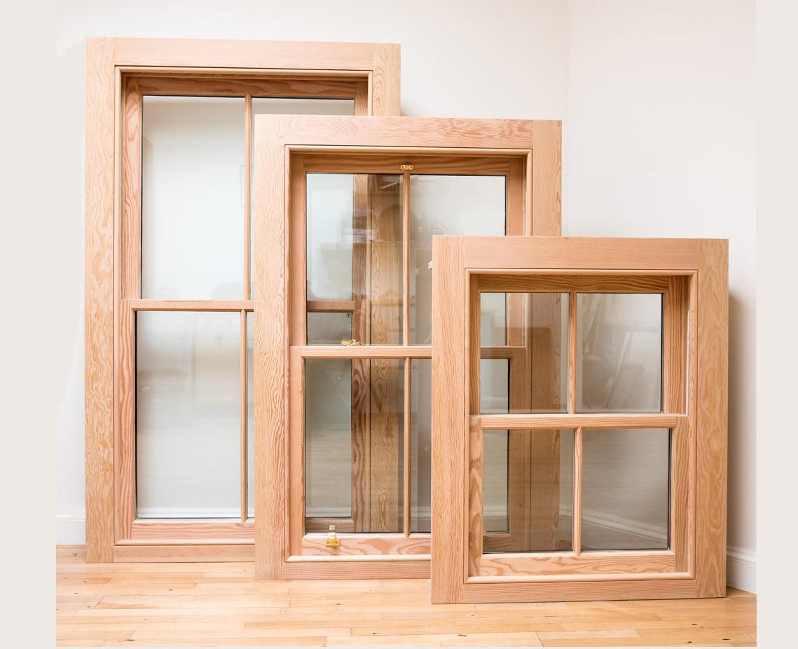چوب های پنجره چوبی و مزایای انها استوارسازان