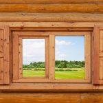 شناخت پنجره چوبی با تصویر